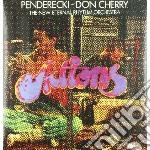 (LP VINILE) Actions lp vinile di D./penderecki Cherry