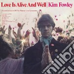 (LP VINILE) Love is alive and well lp vinile di Kim Fowley