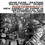 (LP VINILE) Indeterminacy:new aspect of form in inst lp vinile di John / tudor Cage