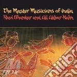 (LP VINILE) Master musicians of india lp vinile di Ravi / akba Shankar