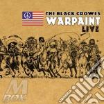 (LP VINILE) WARPAINT LIVE                             lp vinile di Crowes Black