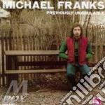 (LP VINILE) BORN WITH THE MOON IN VIRGO               lp vinile di Michael Franks