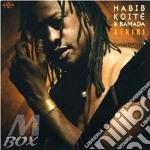 AFRIKI cd musicale di KOITE HABIB & BAMADA