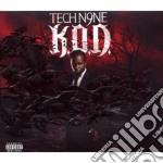 Tech N9ne - K.o.d cd musicale di N9ne Tech