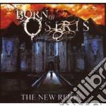 New reign cd musicale di Born of osiris