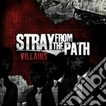 Stray From The Path - Villains cd musicale di Stray from the path