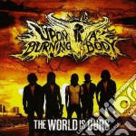 Nr the world is ours cd musicale di Upon a burning body