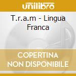 Lingua franca cd musicale di Tram