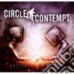 Artifacts in motion cd musicale di Circle of contempt
