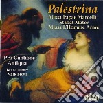 Missa papae cd musicale di Palestrina