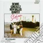 Dennis Gonzalez New Dallas Quartet - Stefan cd musicale di Dennis gonzalez new