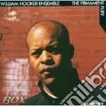 William Hooker Ensamble - The Firmament/Fury cd musicale di William hooker ensam