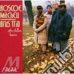 Roscoe Mitchell & Brus Trio - After Fallen Leaves cd musicale di Roscoe mitchell & br