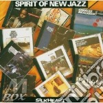 Spirit of new jazz cd musicale di Silkheart cd sampler