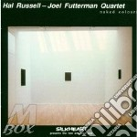 Hal Russell-Joel Futterman Quartet - Naked Colours cd musicale di Hal russell-joel fut
