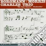 The last concert-danke. cd musicale di Borgmann/morris/char