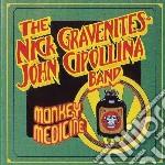 Monkey medicine cd musicale di Nick/cip Gravenites