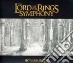 The lord of the rings symphony cd musicale di Howard Shore