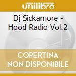 CD - V/A - HOOD RADIO VOLUME 2 cd musicale di Artisti Vari