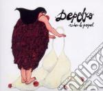 Nubes de papel cd musicale di DEPEDRO
