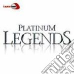 PLATINUM LEGENDS (BOX 3 CD) cd musicale di ARTISTI VARI