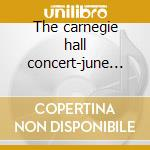 The carnegie hall concert-june 18, 1971 cd musicale di Carole King