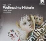 Schutz Heinrich - Weihnachts-historie - Storia Di Natale cd musicale di Heinrich Sch�tz