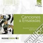 Canciones y ensaladas cd musicale di Miscellanee