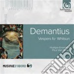 Demantius Christophorus - Vespri Di Pentecoste, Threnodiae cd musicale di Christopho Demantius
