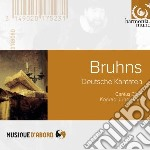 Bruhns Nicolaus - Deutches Kantaten cd musicale di Nicolaus Bruhns