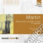 Messe pour double choer a cappella cd musicale di Frank Martin