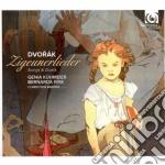 Zigeunerlieder, liriche e duetti cd musicale di Antonin Dvorak