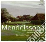 Mendelssohn Felix - Concerto Doppio Per Pianoforte E Violino Mwv 04, Concerto Per Pianoforte Mwv 02 cd musicale di Felix Mendelssohn