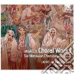 Choral works (opere per coro) cd musicale di Leos Janacek