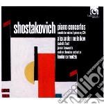 Sciostakovic Dmitri - Concerti Per Pianoforte, Sonata Per Violino Op.134 cd musicale di Dmitri Sciostakovic