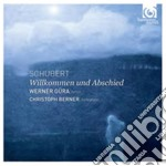 Willkommen und abschied (lieder per i di cd musicale di Franz Schubert