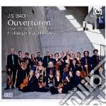 Ouverures (suites per orchestra) cd musicale di Johann Sebastian Bach