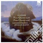 Schumann Robert - Quartetto Con Pianoforte Op.47, Quintetto Op.44 cd musicale di Robert Schumann