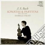 Bach Johann Sebastian - Sonate E Partite Per Violino Solo, Vol.2: Bwv 1001-1003 cd musicale di Bach johann sebasti