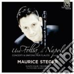 Una Follia Di Napoli - Concerti E Sinfonie Per Flauto cd musicale di Miscellanee