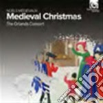 Medieval christmas cd musicale di Miscellanee