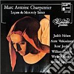 Charpentier Marc-antoine - Leçons De Ténènebres Du Mercredy Saincth 96-98 cd musicale di Marc-ant Charpentier