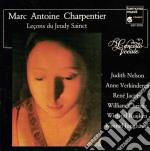 LECONS DU JEUDY SAINCT cd musicale di Marc-ant Charpentier
