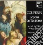 Francois Couperin - Lecons De Tenebres - Rene' Jacobs / William Christie / Wieland Kuijken cd musicale di FranÇois Couperin