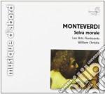 SELVA MORALE E SPIRITUALE (ESTRATTI) cd musicale di Claudio Monteverdi