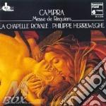 REQUIEM cd musicale di AndrÉ Campra
