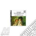 Duo x vl e vla n.1 k 423, n.2 k 424 cd musicale di Wolfgang Amadeus Mozart