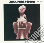 PERCUSSION cd musicale di ZAKA