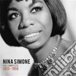 Nina simone - the complete 1955-1959 cd musicale di Nina Simone