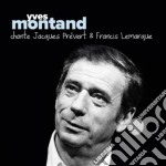 Chante jacques prevert & francis lemarqu cd musicale di Yves Montand